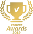 Zoover Gold award 2017